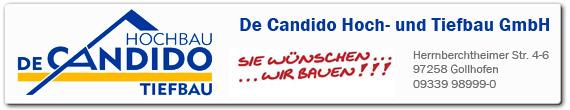 De Candido Hoch- und Tiefbau
